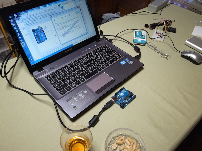 The Arduino compatible compiler for LabVIEW : LabVIEW info  Sharing 新館