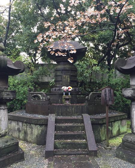 徳川霊廟にわくわく_a0109467_1692683.jpg