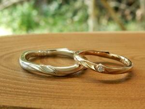 結婚指輪 オーダーメイド_d0237570_1412430.jpg