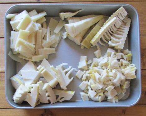 イエシゴトVol.114 生タケノコの保存と常備菜作り!_e0274872_11240541.jpg