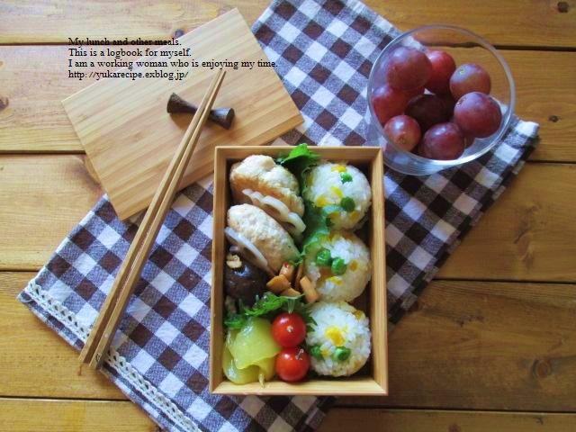 4.13 タケノコ入りつくねバーグのお弁当とお知らせ_e0274872_12371536.jpg