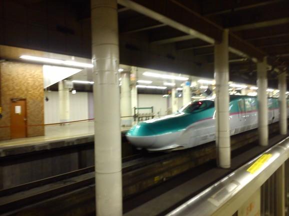 """秋田への旅(秋田新幹線""""こまち"""")_c0325278_09123956.jpg"""