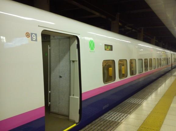 """秋田への旅(秋田新幹線""""こまち"""")_c0325278_09152214.jpg"""