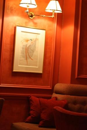 Paris 私のお気に入り ~ホテル サロン・ド・テ編~ 「Hôtel Le Bristol Paris」_c0138180_12174751.jpg