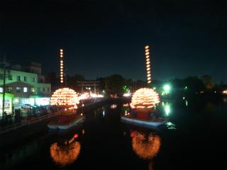 上半田 ちんとろ祭り_f0059988_14221889.jpg