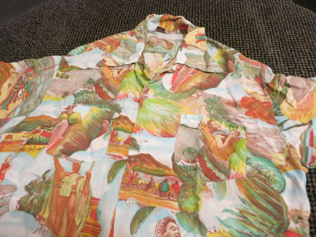 アメリカ仕入れ情報#37 40'S~ Picture pattern hawaiian shirts!_c0144020_1058463.jpg