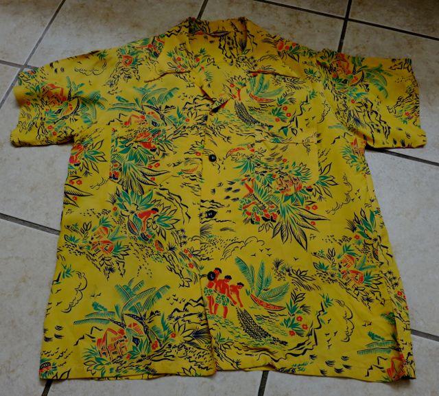 アメリカ仕入れ情報#36 50\'S~ SEAWANEE Hawaiian shirts!_c0144020_1132047.jpg