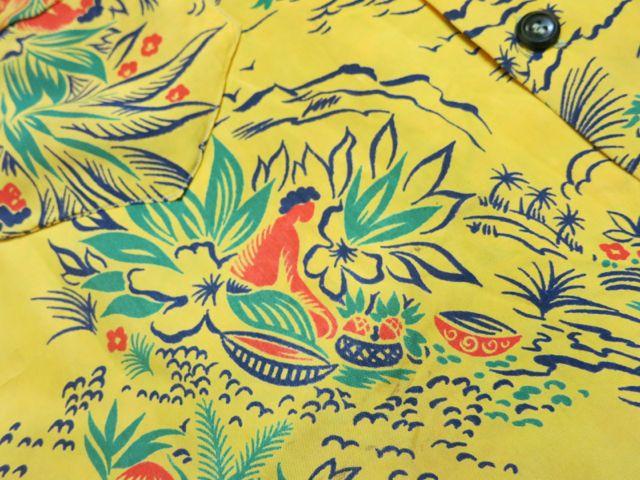 アメリカ仕入れ情報#36 50\'S~ SEAWANEE Hawaiian shirts!_c0144020_1132194.jpg