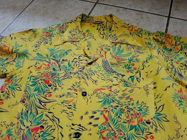 アメリカ仕入れ情報#36 50\'S~ SEAWANEE Hawaiian shirts!_c0144020_113921.jpg