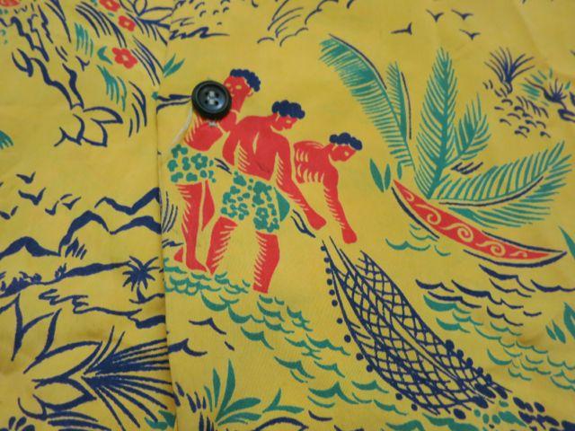 アメリカ仕入れ情報#36 50\'S~ SEAWANEE Hawaiian shirts!_c0144020_11444100.jpg