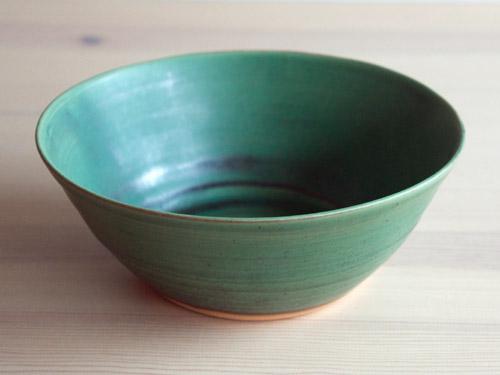 中尾さんの緑のお皿。_a0026127_18231997.jpg