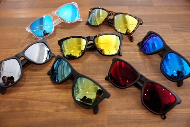 お値段以上のサングラス~DANG SHADES~_d0126729_16555996.jpg