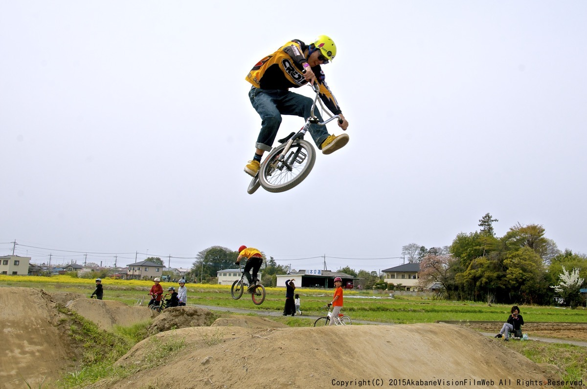 FTW.RIDERS.PARTY.9 /4月12日CREDIT315PARKの風景VOL1_b0065730_18155595.jpg