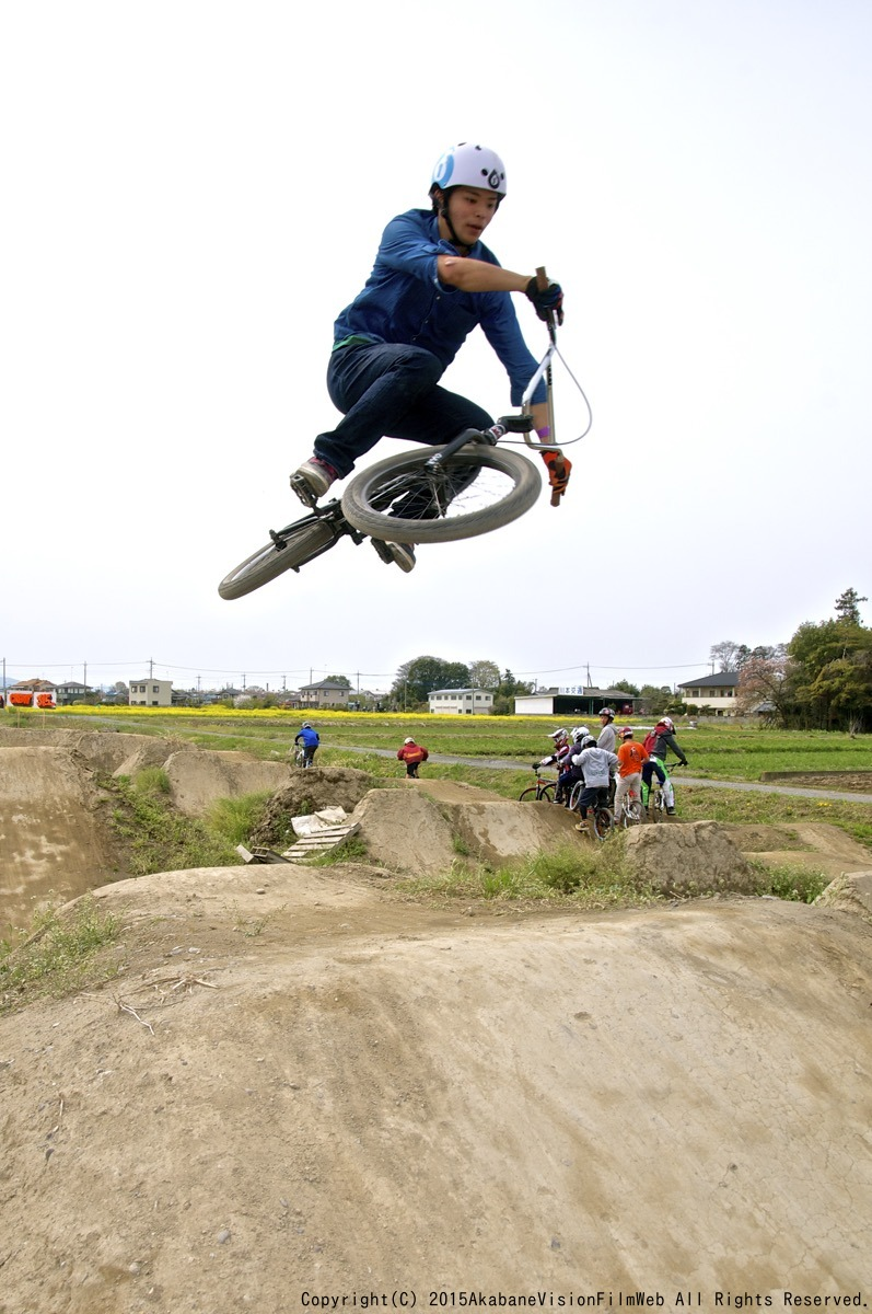 FTW.RIDERS.PARTY.9 /4月12日CREDIT315PARKの風景VOL1_b0065730_1820844.jpg
