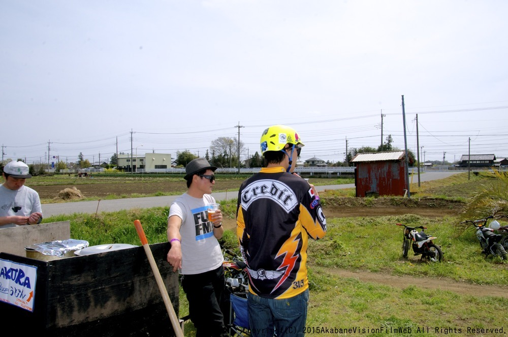 FTW.RIDERS.PARTY.9 /4月12日CREDIT315PARKの風景VOL1_b0065730_18253941.jpg