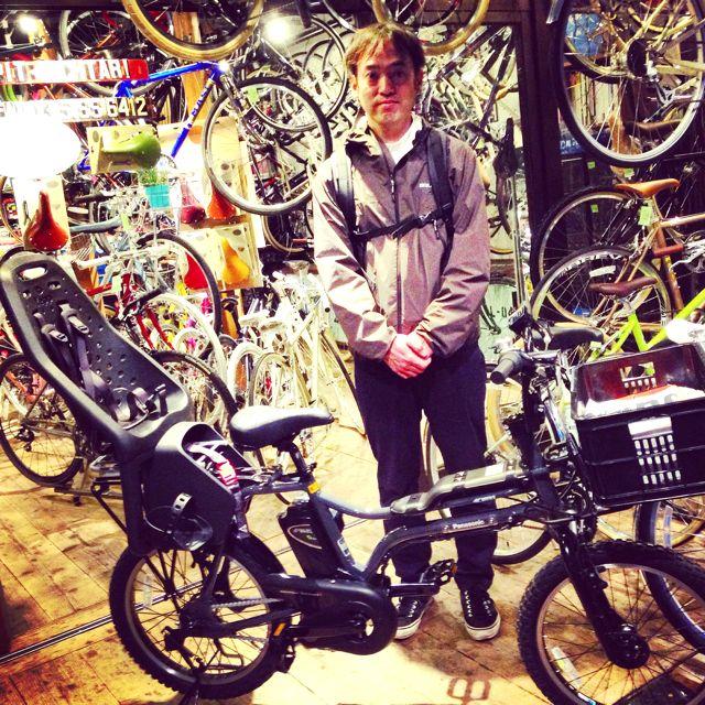 リピトの『バイシクルファミリー』Yepp ビッケ2e ハイディ ステップクルーズ bikke2 ママ 自転車 mama _b0212032_2053591.jpg