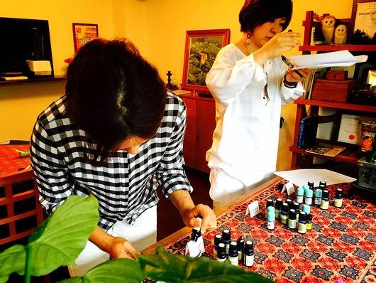 2015 春色の香水創り講座_b0168736_15121628.jpg