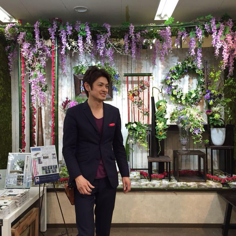 東京堂ディスプレイデモ初夏_b0221139_18425712.jpg
