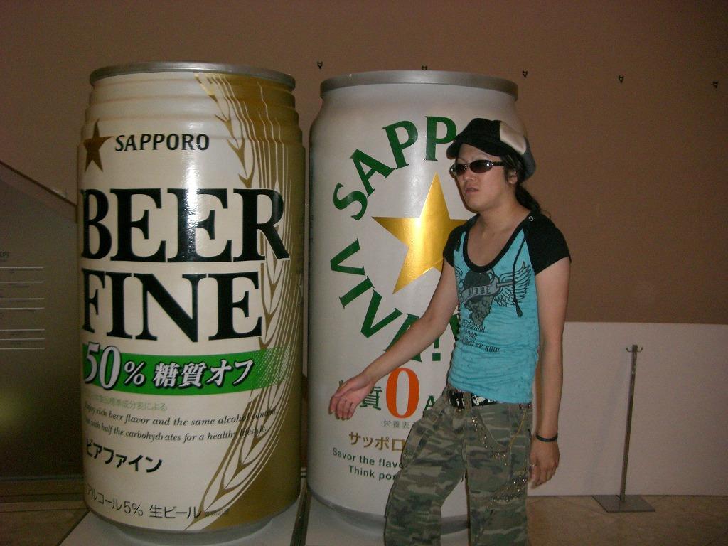 恵比寿麦酒記念館 【2008/7/25】_d0061678_16383440.jpg
