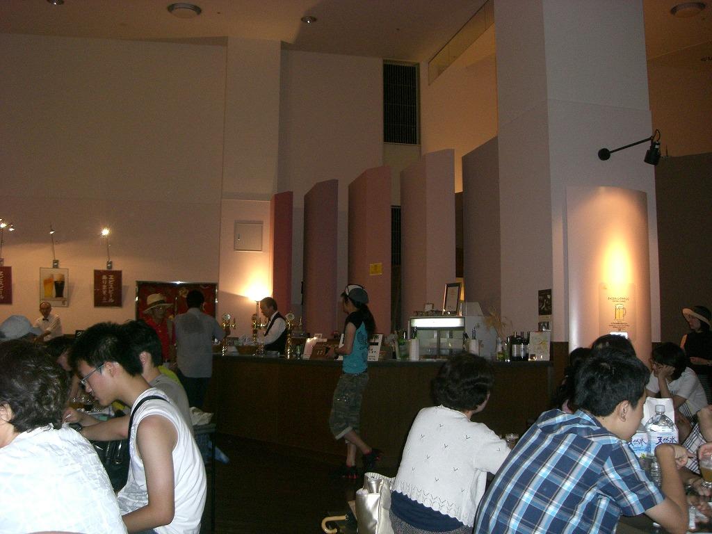 恵比寿麦酒記念館 【2008/7/25】_d0061678_16393042.jpg