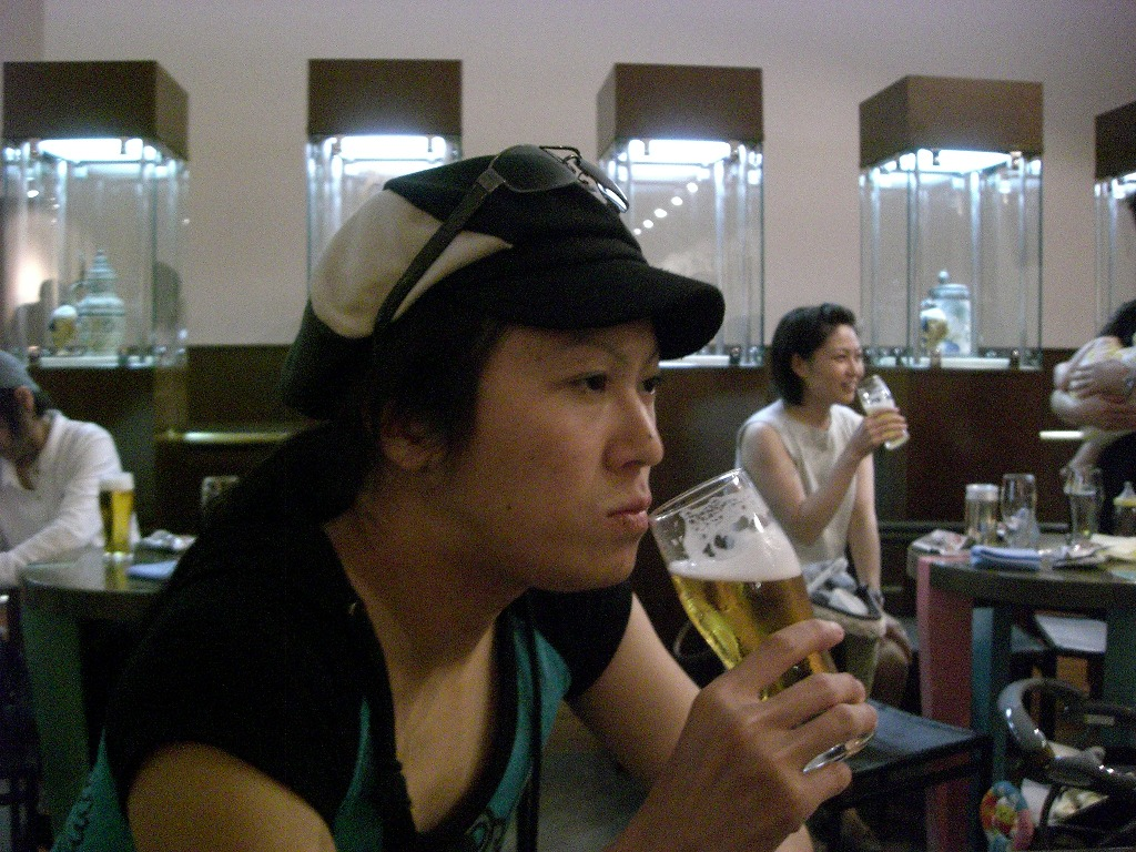 恵比寿麦酒記念館 【2008/7/25】_d0061678_16394124.jpg