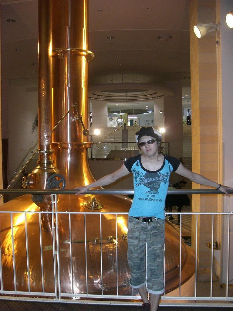 恵比寿麦酒記念館 【2008/7/25】_d0061678_1639750.jpg