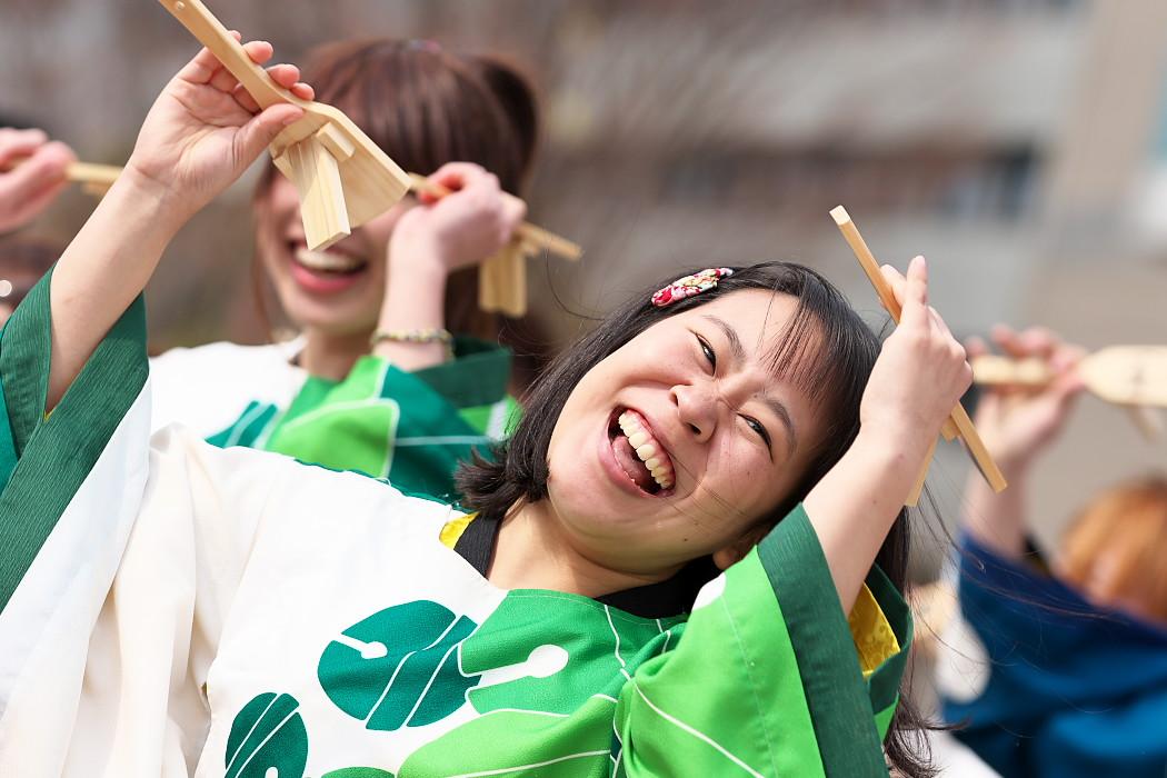 """大阪大学\""""祭楽人\""""・極津@がんこ祭(浜よさ)2015_c0187584_17264116.jpg"""