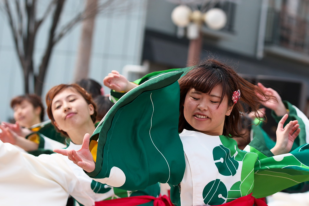 """大阪大学\""""祭楽人\""""・極津@がんこ祭(浜よさ)2015_c0187584_17271029.jpg"""