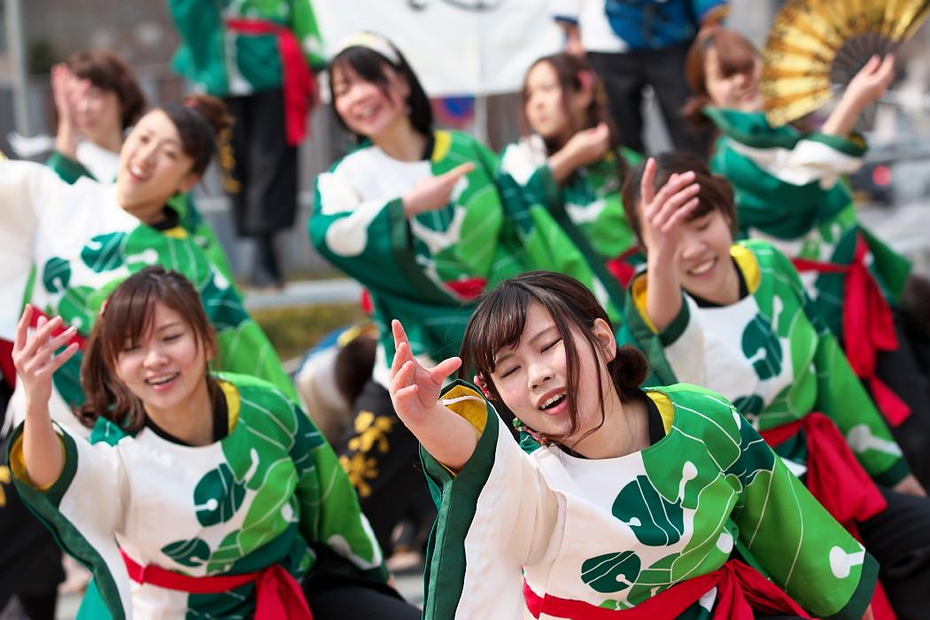"""大阪大学\""""祭楽人\""""・極津@がんこ祭(浜よさ)2015_c0187584_17272338.jpg"""