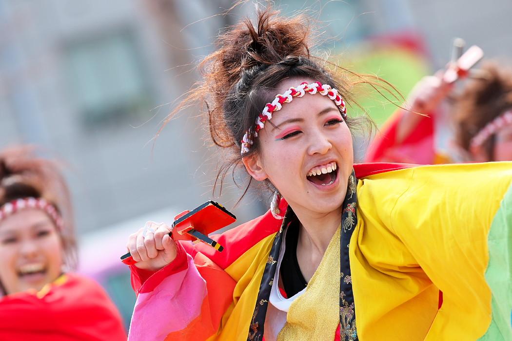 """大阪大学\""""祭楽人\""""・極津@がんこ祭(浜よさ)2015_c0187584_17291069.jpg"""