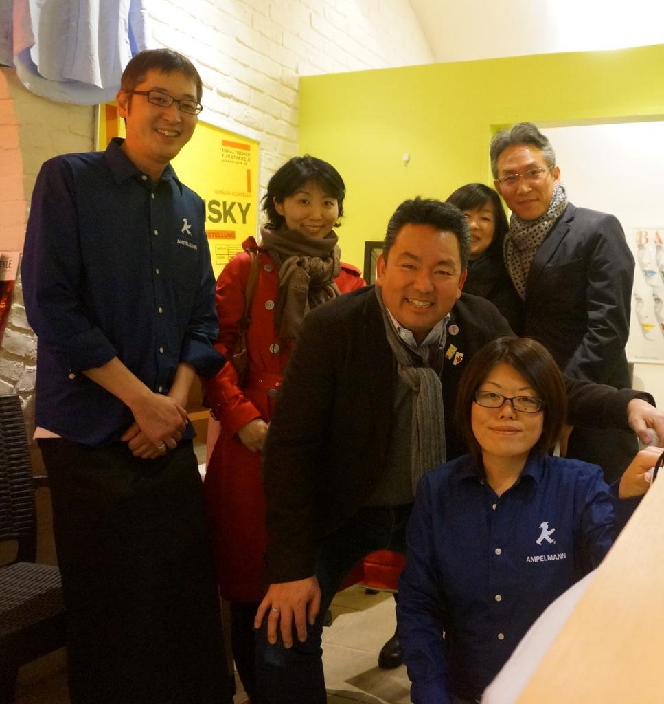 恵比寿のAMPELMANN Cafe Tokioにて。_c0180686_12125715.jpg