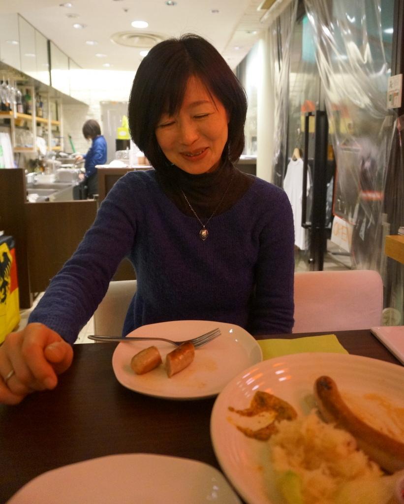 恵比寿のAMPELMANN Cafe Tokioにて。_c0180686_12140784.jpg