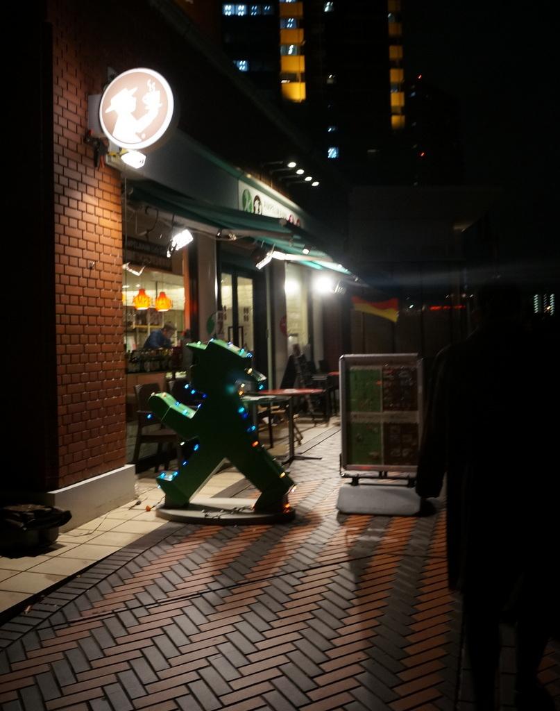 恵比寿のAMPELMANN Cafe Tokioにて。_c0180686_12151514.jpg