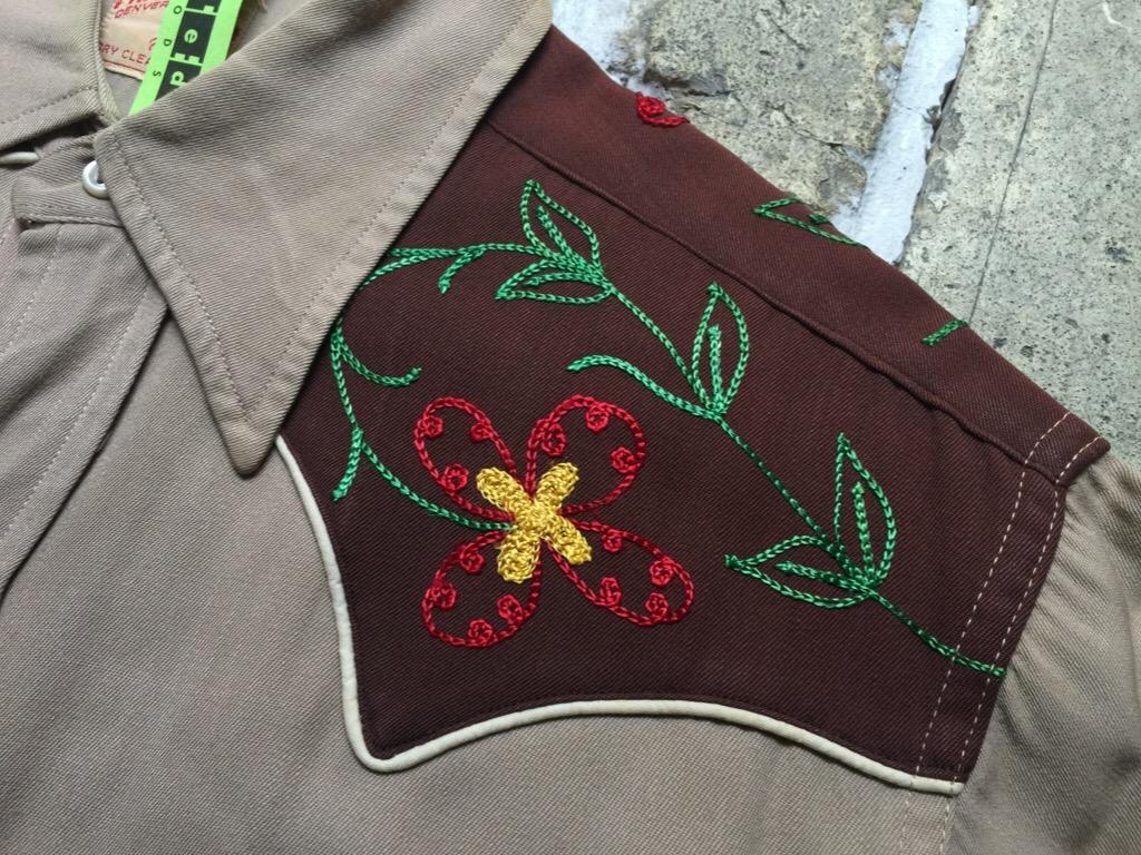 神戸店4/15(水)MidWestヴィンテージ入荷!#2 50\'s Vintage Rayon Western Shirt !!!(T.W.神戸店)_c0078587_16231899.jpg