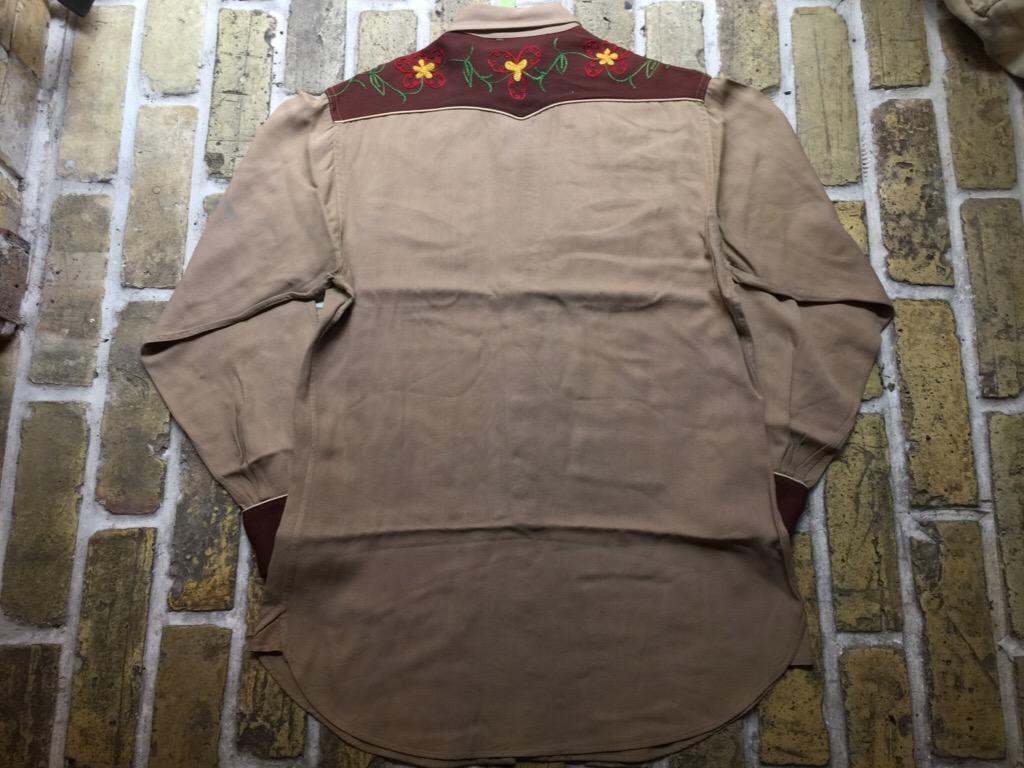 神戸店4/15(水)MidWestヴィンテージ入荷!#2 50\'s Vintage Rayon Western Shirt !!!(T.W.神戸店)_c0078587_1623196.jpg