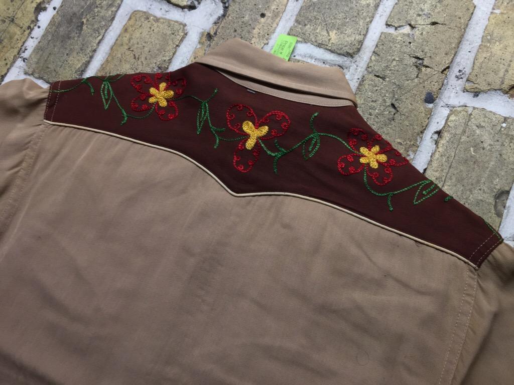 神戸店4/15(水)MidWestヴィンテージ入荷!#2 50\'s Vintage Rayon Western Shirt !!!(T.W.神戸店)_c0078587_16241354.jpg