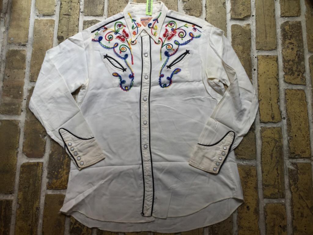 神戸店4/15(水)MidWestヴィンテージ入荷!#2 50\'s Vintage Rayon Western Shirt !!!(T.W.神戸店)_c0078587_1626399.jpg