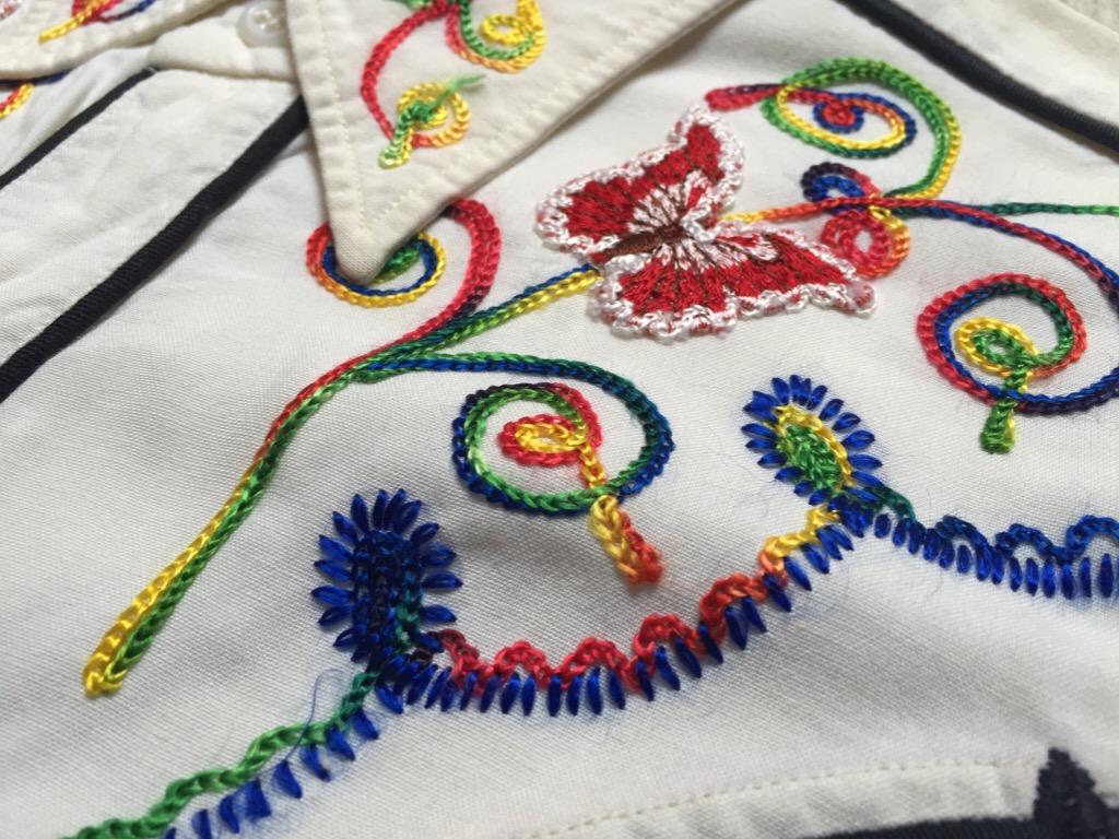 神戸店4/15(水)MidWestヴィンテージ入荷!#2 50\'s Vintage Rayon Western Shirt !!!(T.W.神戸店)_c0078587_1628475.jpg