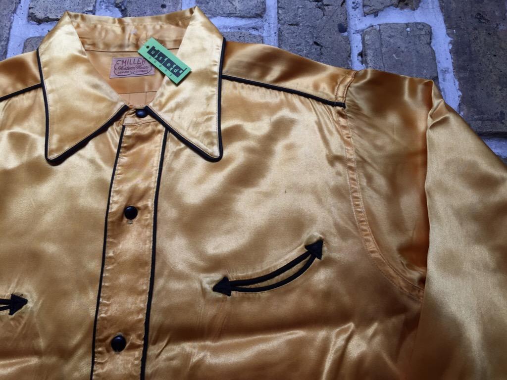 神戸店4/15(水)MidWestヴィンテージ入荷!#2 50\'s Vintage Rayon Western Shirt !!!(T.W.神戸店)_c0078587_16544078.jpg