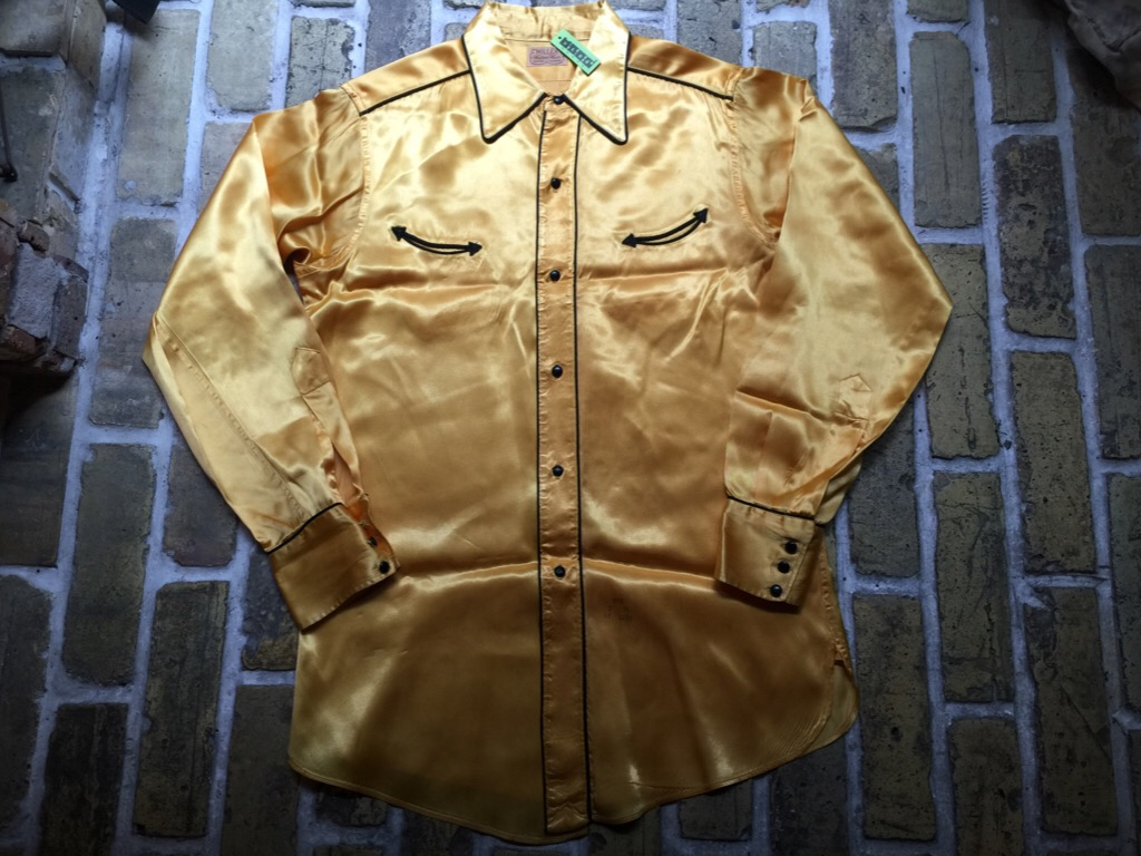 神戸店4/15(水)MidWestヴィンテージ入荷!#2 50\'s Vintage Rayon Western Shirt !!!(T.W.神戸店)_c0078587_16544818.jpg