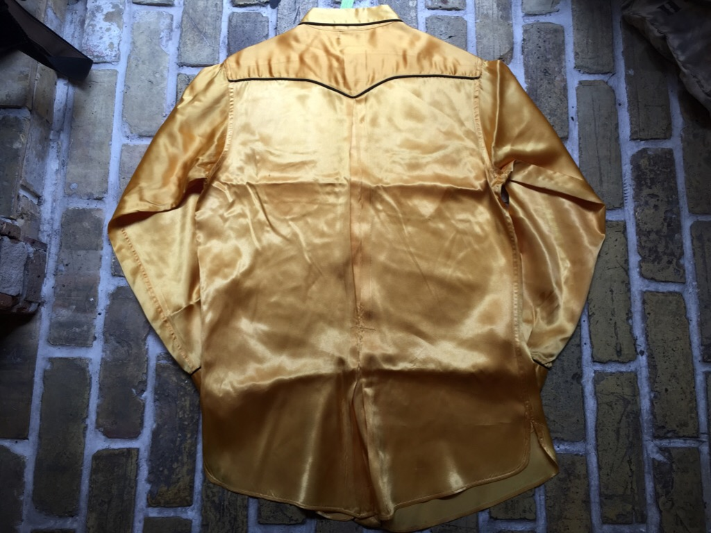 神戸店4/15(水)MidWestヴィンテージ入荷!#2 50\'s Vintage Rayon Western Shirt !!!(T.W.神戸店)_c0078587_16545593.jpg