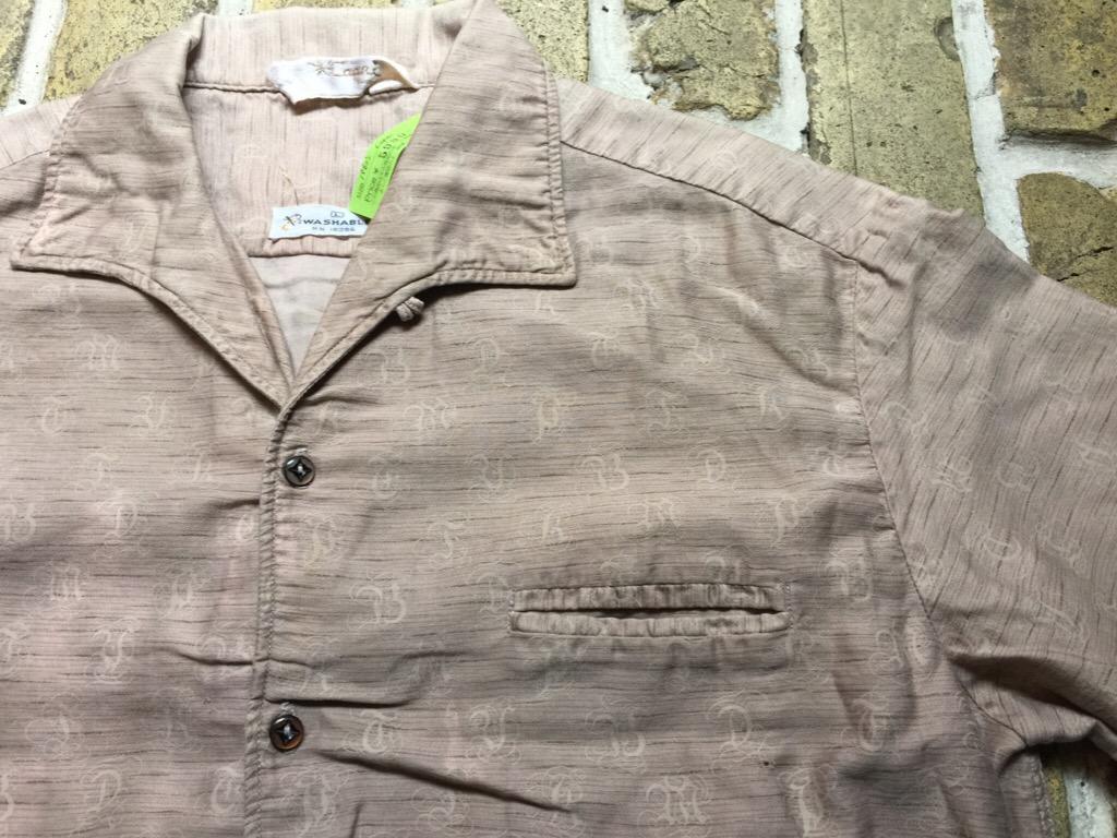 神戸店4/15(水)MidWestヴィンテージ入荷!#2 50\'s Vintage Rayon Western Shirt !!!(T.W.神戸店)_c0078587_16592364.jpg