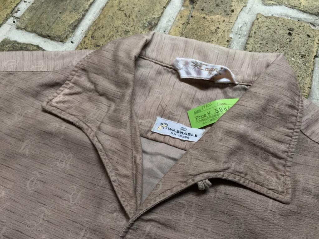 神戸店4/15(水)MidWestヴィンテージ入荷!#2 50\'s Vintage Rayon Western Shirt !!!(T.W.神戸店)_c0078587_16595286.jpg