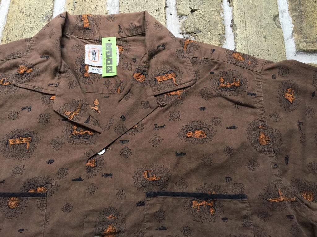 神戸店4/15(水)MidWestヴィンテージ入荷!#2 50\'s Vintage Rayon Western Shirt !!!(T.W.神戸店)_c0078587_1704590.jpg