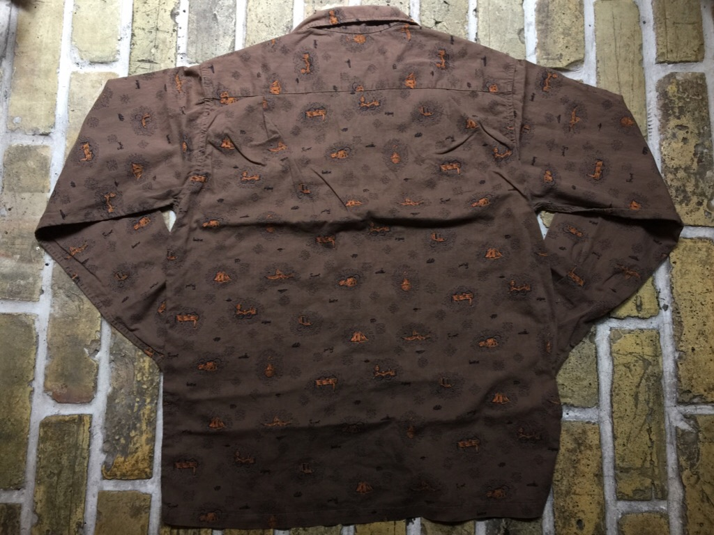 神戸店4/15(水)MidWestヴィンテージ入荷!#2 50\'s Vintage Rayon Western Shirt !!!(T.W.神戸店)_c0078587_171266.jpg