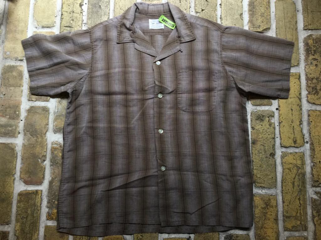 神戸店4/15(水)MidWestヴィンテージ入荷!#2 50\'s Vintage Rayon Western Shirt !!!(T.W.神戸店)_c0078587_1721276.jpg