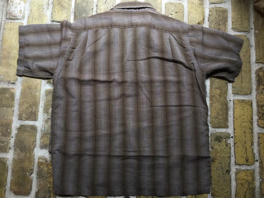 神戸店4/15(水)MidWestヴィンテージ入荷!#2 50\'s Vintage Rayon Western Shirt !!!(T.W.神戸店)_c0078587_1722245.jpg