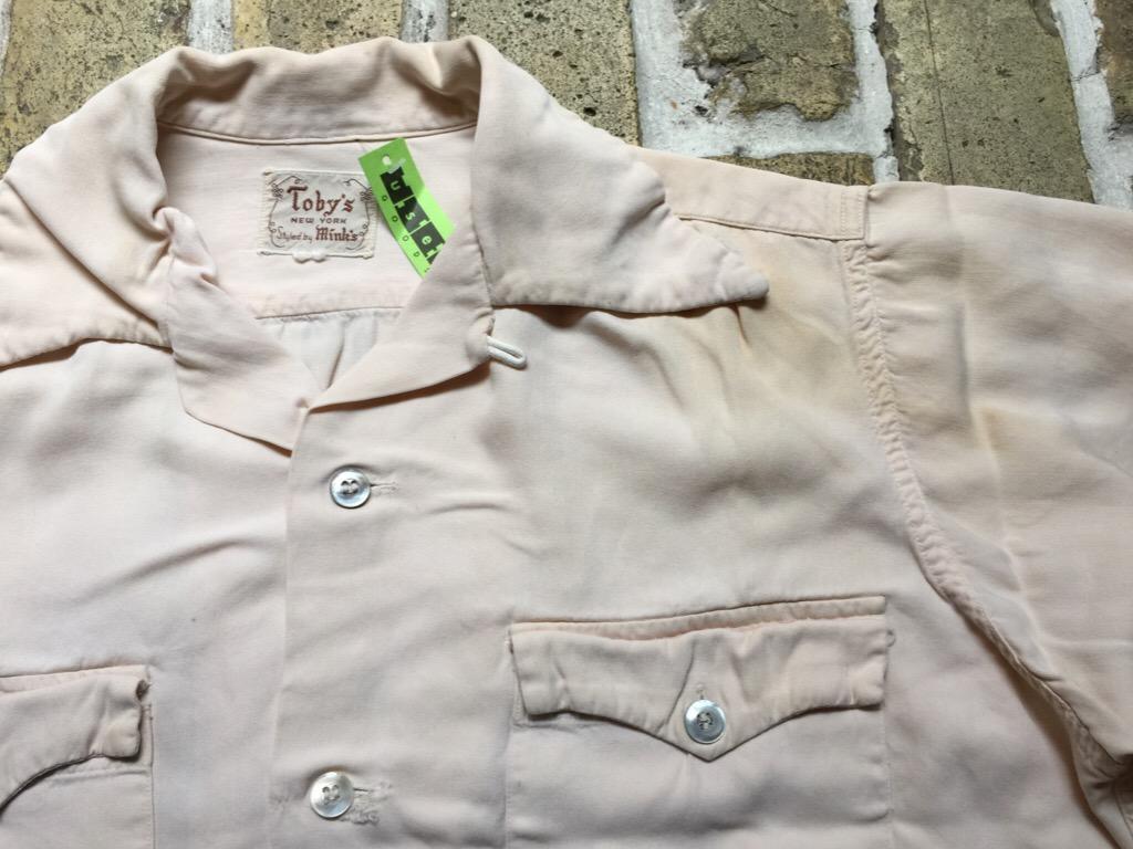 神戸店4/15(水)MidWestヴィンテージ入荷!#2 50\'s Vintage Rayon Western Shirt !!!(T.W.神戸店)_c0078587_1731581.jpg