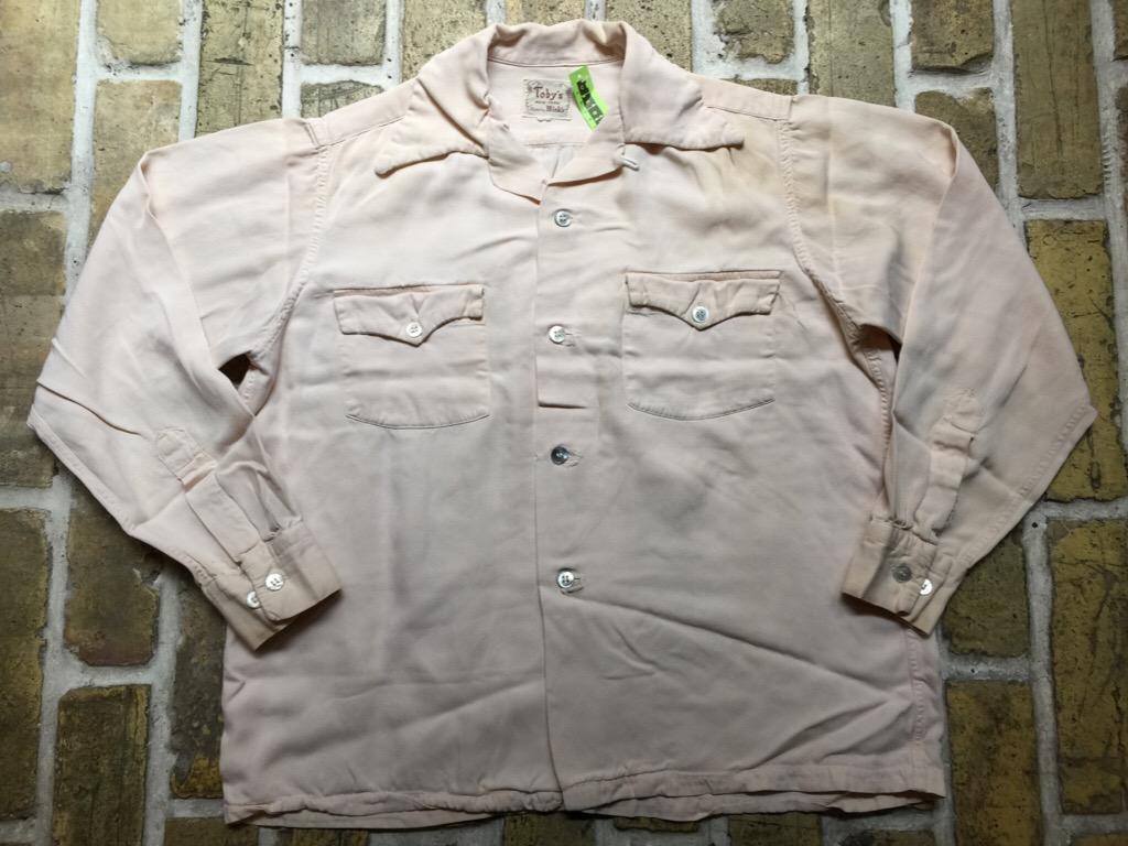 神戸店4/15(水)MidWestヴィンテージ入荷!#2 50\'s Vintage Rayon Western Shirt !!!(T.W.神戸店)_c0078587_1732357.jpg