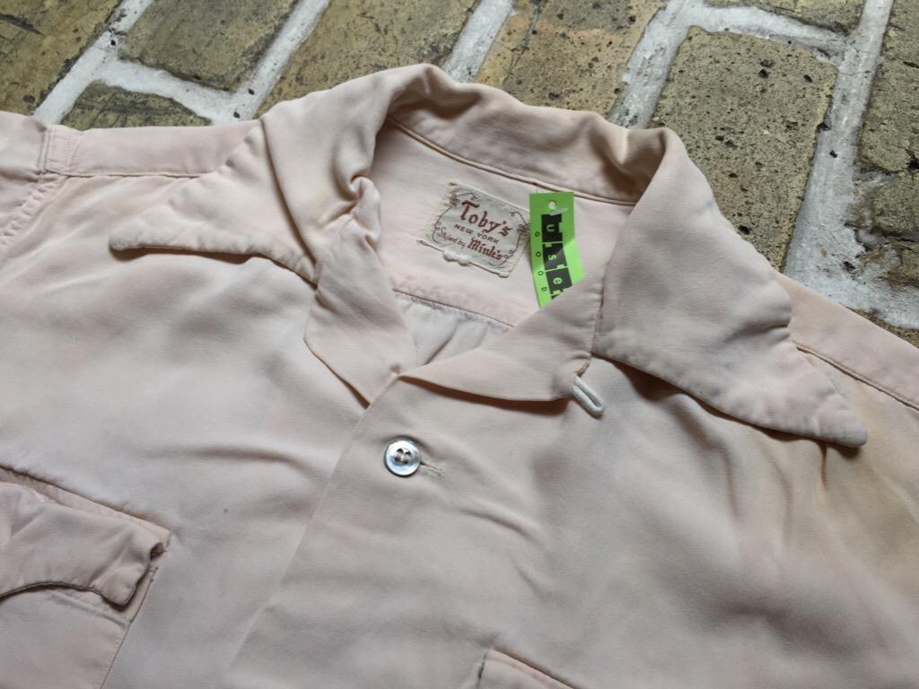 神戸店4/15(水)MidWestヴィンテージ入荷!#2 50\'s Vintage Rayon Western Shirt !!!(T.W.神戸店)_c0078587_1735511.jpg